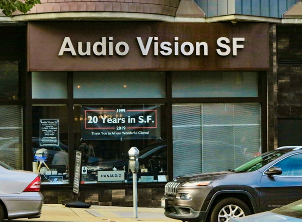 Audio Vision SF's 20th Anniversary Premiere-filled Celebration