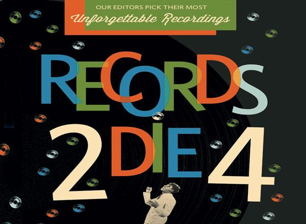 2014 Records To Die For