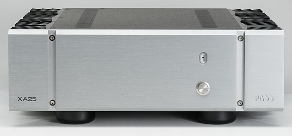 Pass Laboratories XA25 power amplifier | Stereophile com
