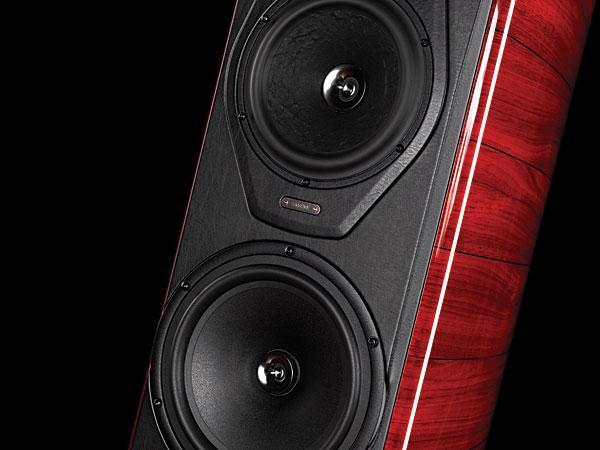 Sonus Faber Amati Futura loudspeaker   Stereophile com
