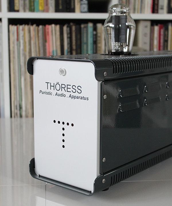 Thöress 300B monoblock power amplifier | Stereophile com