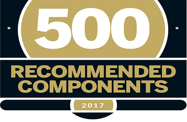 Recommended Components: 2017 Edition