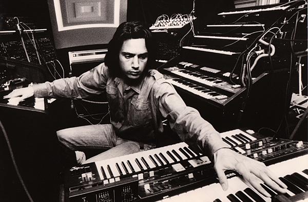Jean-Michel Jarre: Organic meets Electronic