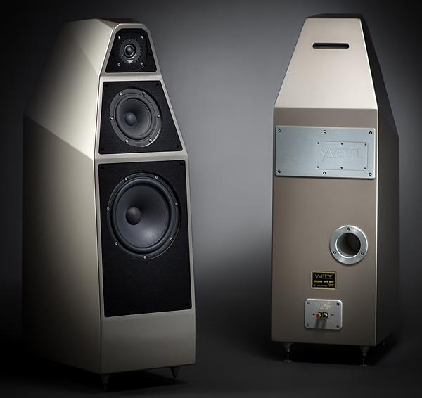 Wilson Audio Specialties Yvette loudspeaker | Stereophile com