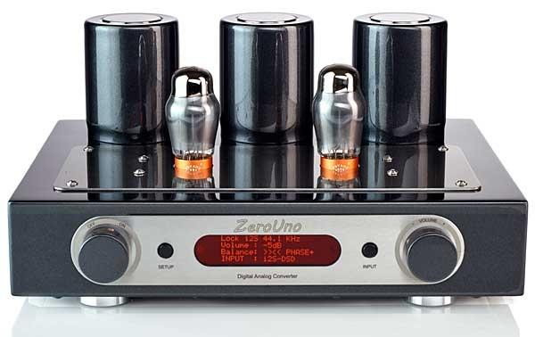 CanEver Audio ZeroUno D/A processor | Stereophile com