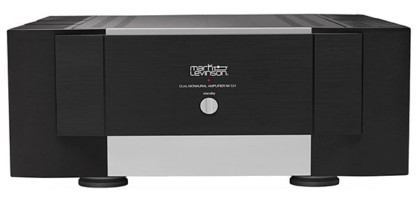 Mark Levinson No 534 power amplifier | Stereophile com