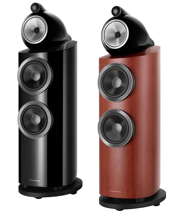 Bowers Wilkins Speakers >> Bowers Wilkins 802 D3 Diamond Loudspeaker Stereophile Com