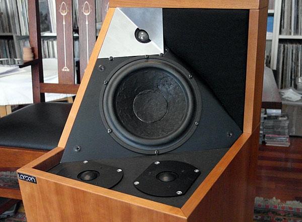 Larsen Hifi 8 Loudspeaker Stereophile Com