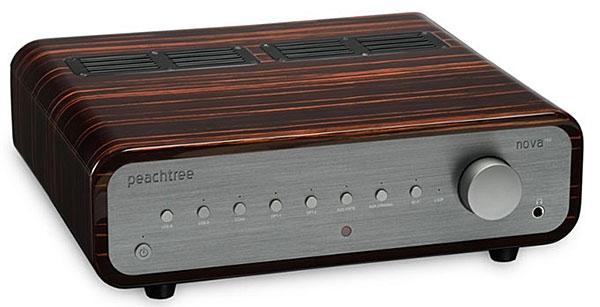 Peachtree Audio nova300 integrated amplifier | Stereophile com