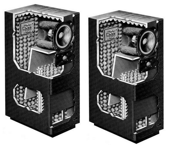 TDL Studio 1 loudspeaker