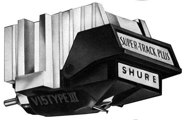 Shure V15-III phono cartridge | Stereophile com