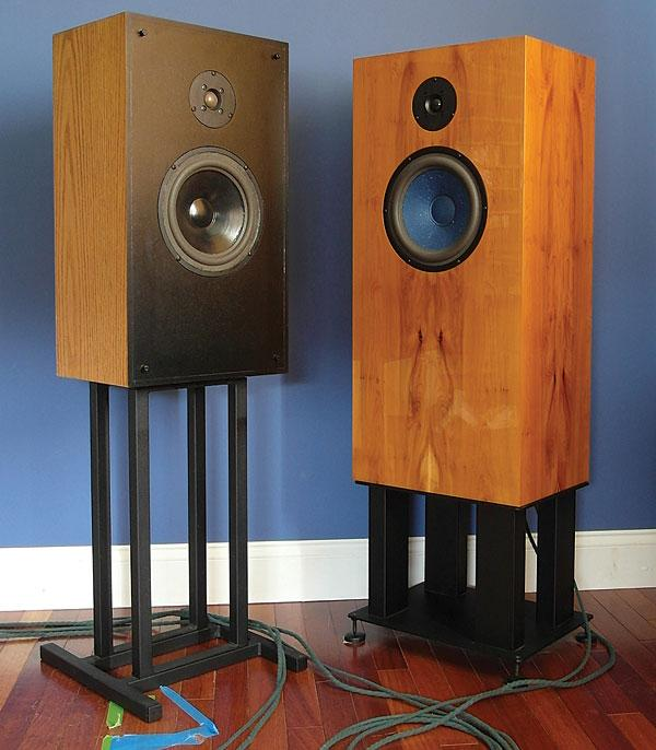 Home Theater & Sound Equipment Review -- Snell Acoustics Series 7 ...