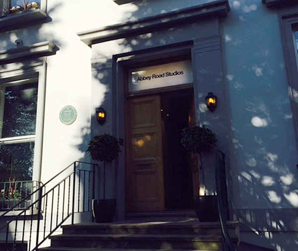 A visit to abbey road studios for Abbey road salon