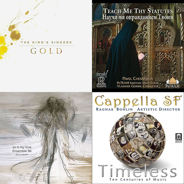 Four Outstanding Choral Recordings