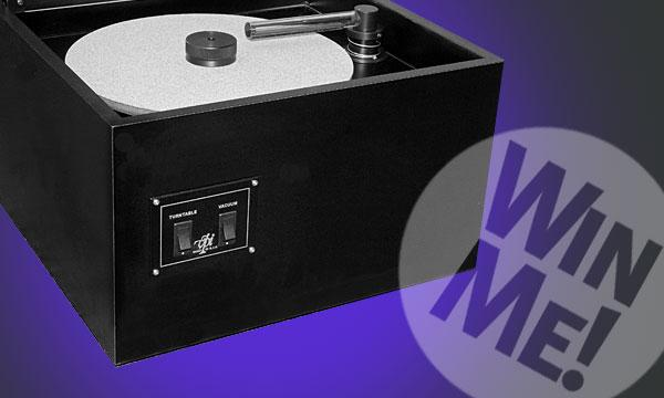VPI HW 16 5 Record Cleaning Machine from Soundstage Direct
