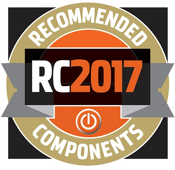 Recommended Components: Fall 2017 Edition