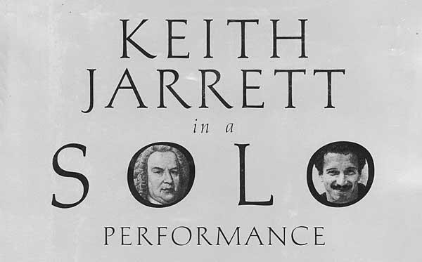 Dancing on the Edge: Keith Jarrett on Music & Art