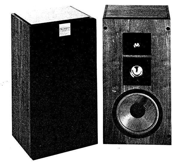 Altec Lansing 301 loudspeaker | Stereophile com
