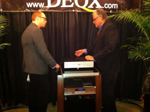 DEQX HDP-4 processor | Stereophile com