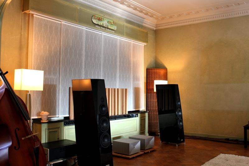 Listening room Stereophilecom