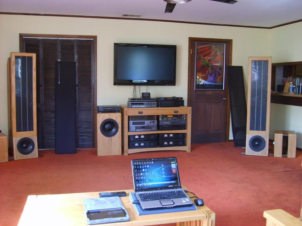 Jazzman's 2-Channel System | Stereophile com