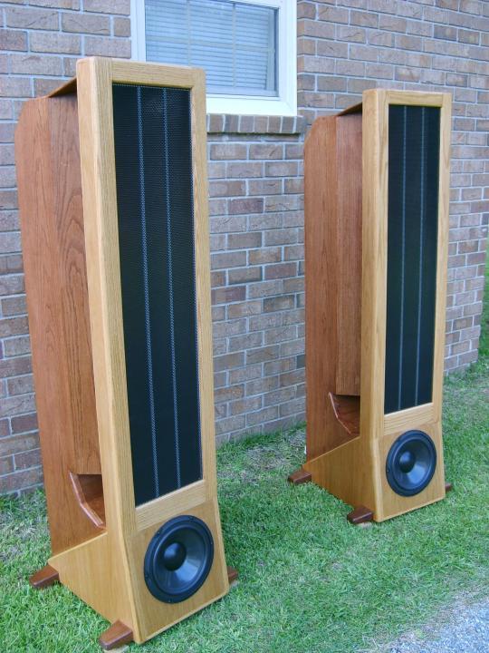 Jazzman S Diy Electrostatic Loudspeakers Stereophile Com