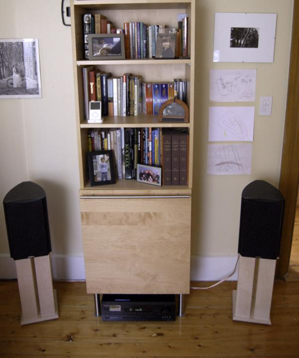 My Office Audio Setup | Stereophile com