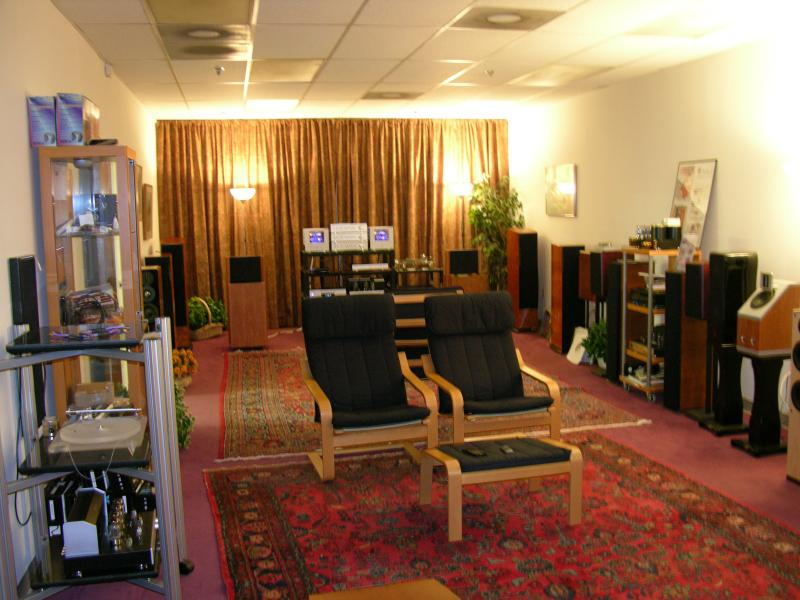 One Of Our Listening Rooms Stereophile Com
