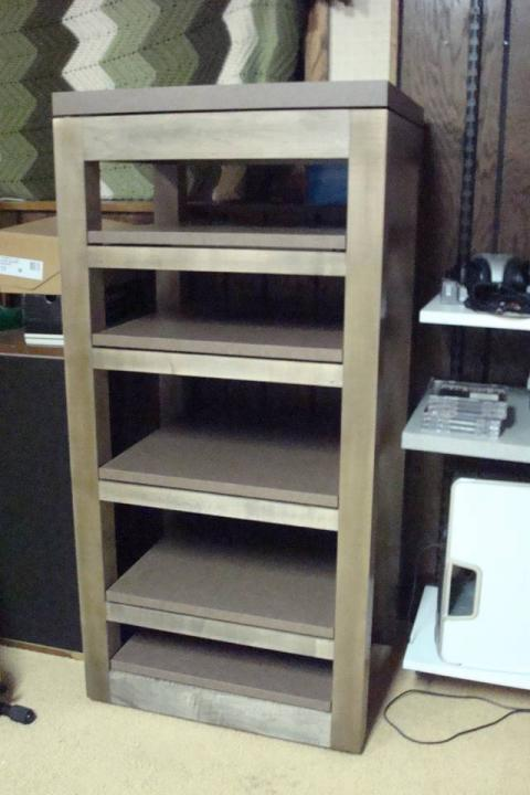 Diy Isolation Rack Stereophile Com